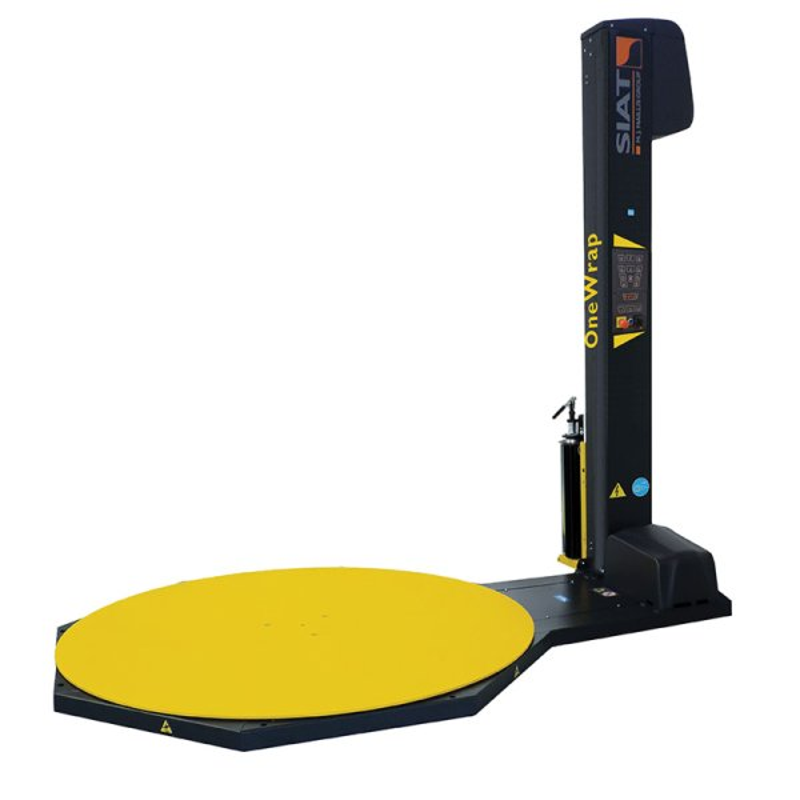 Filmeuse ONEWRAP -SIAT - Modeles F1 / F1 HS / F1 Inox- Rampe pour OneWrap - Machine à filmer automatique- Antalis
