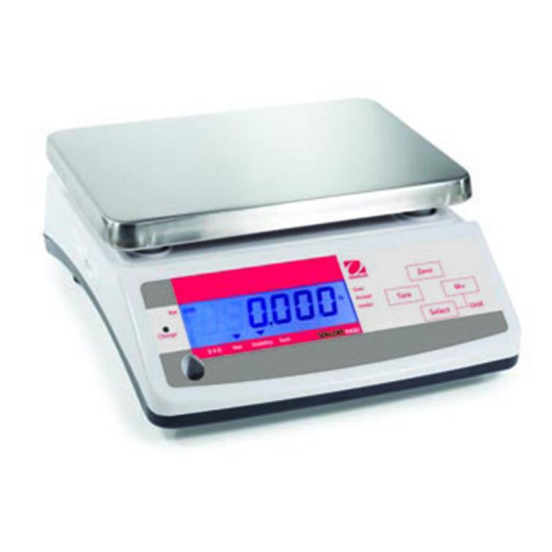 Balance Valor 1000 - Ohaus - Pesage de colis - Pese de 3 à 30Kg - Balance manuelle - Antalis