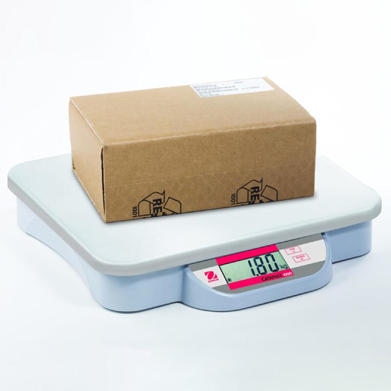 Balance Catapult 1000 - Ohaus - Balance manuelle de precision - pese de colis - balance de 9kg a 50kg - Antlais