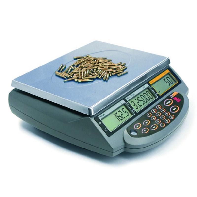 Balance Compteuse Compacte EC - Ohaus - balance compteuse  de pieces metalliques - Pese jusqu'à 30kg- Antalis