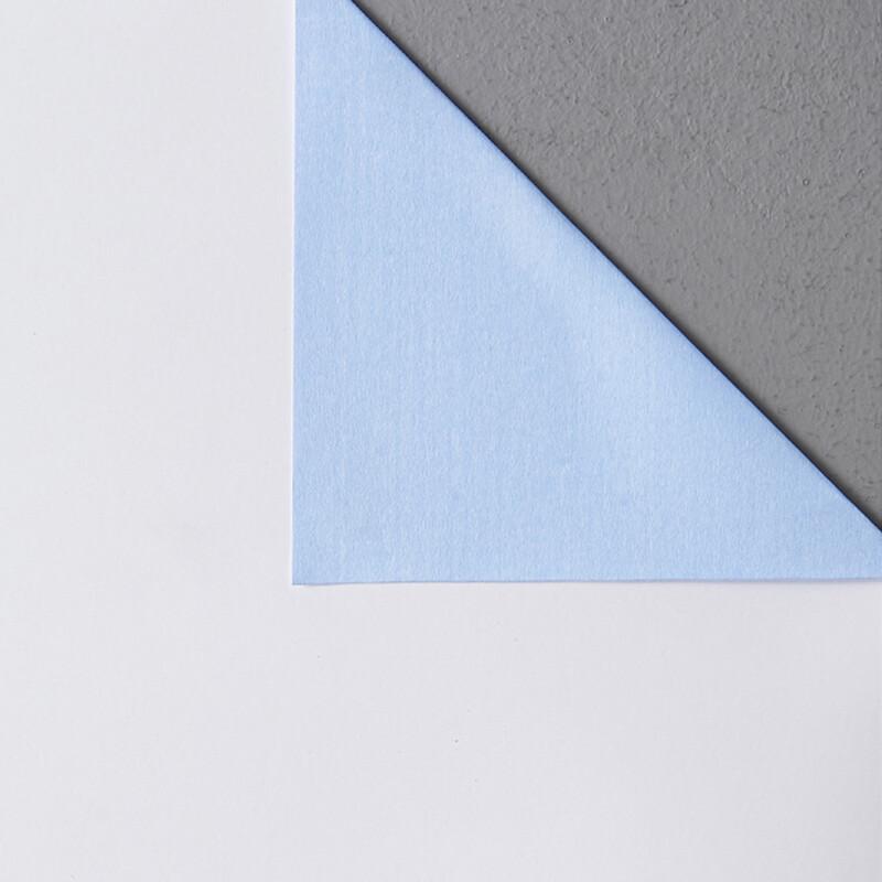 Coala Blueback - papier dos bleu - Ultra-blancheur - Papier poster- impressions grand format - Impression jet d'encre solvant -  eco solvant-  UV- latex- Antalis