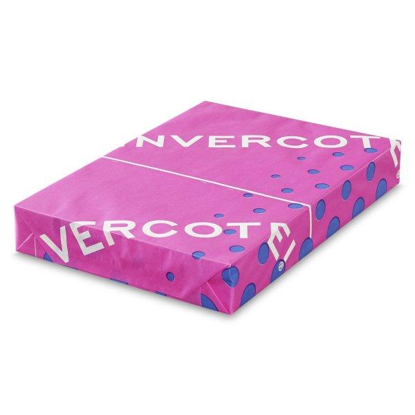 Rame de carton graphique - Invercote G- Carte graphique GZ- Carton pure cellulose- Carton blanc- Offset- Serigraphie- façonnage - Antalis