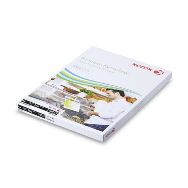 Xerox Premium NeverTear Gamme - Boite de support d'impression indéchirable