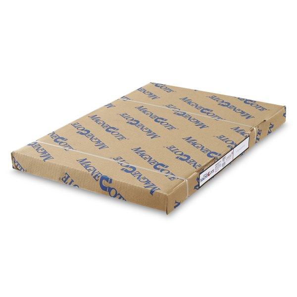 papier couche Magnecote litho - couche aimantee- HP Indigo - jet d'encre - Offset - laser toner sec- Antalis