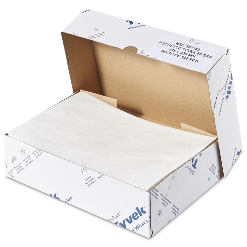 Papier tyvek enveloppes - Antalis