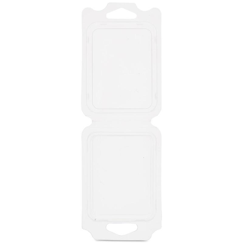 Boîte blister - Blibox - APET Cristal - Plastique transparent - Presentoir - Vente au detail - Protection antichoc - conditionnement - Antalis