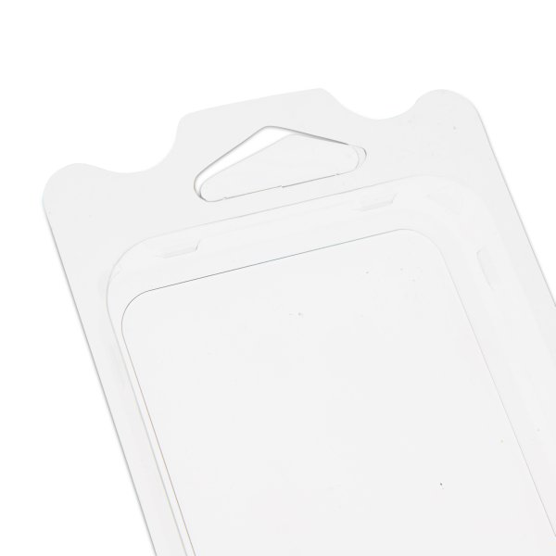 Boîte blister - Blibox - APET Cristal - Plastique transparent - boite pour presentoir- Antalis
