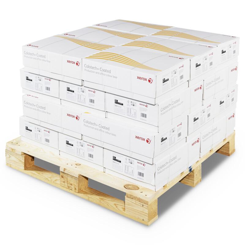 Papier Couche Moderne Brillant -impression Numerique- Xerox Colotech+ Gloss- Impression Laser - A4- A3 - Antalis