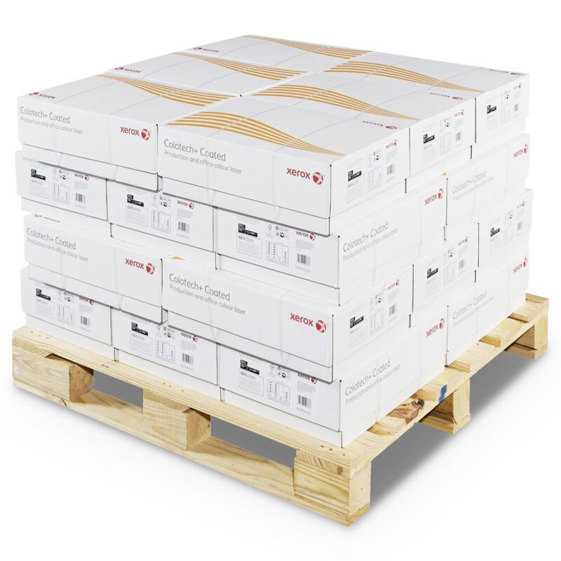 Papier Couche Moderne Satin -Impression numerique- Xerox Colotech+ Gloss- Impression Laser - A4- A3 - Antalis