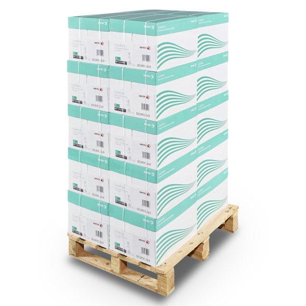 Papier Xerox- Colorprint- blanc- Papier copieur A4 - A3 - SRA3-Impression Laser Monochrome et couleur - Antalis