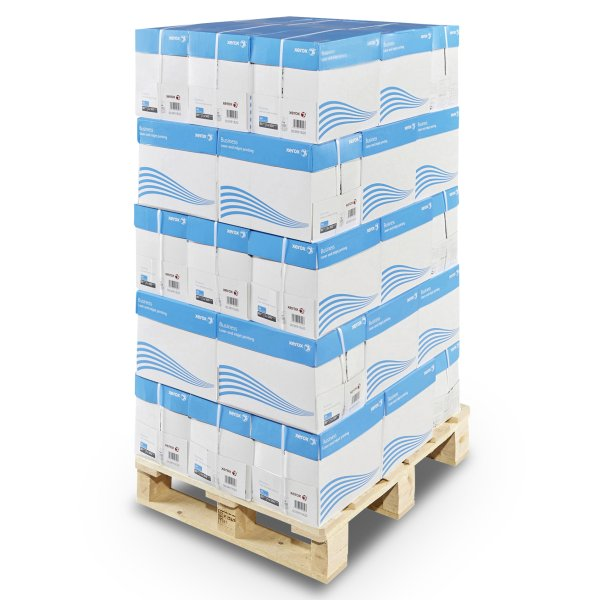 Papier Xerox Busines - Papier copieur Blanc - Blancheur 150 CIE - Impression laser Monochrome - A4 - A3 - Antalis