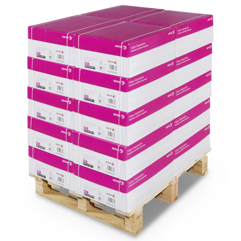 Papier Xerox Colour Impressions - Impression laser couleur - Reprographie- A4 - A3 - SRA3 - Antalis