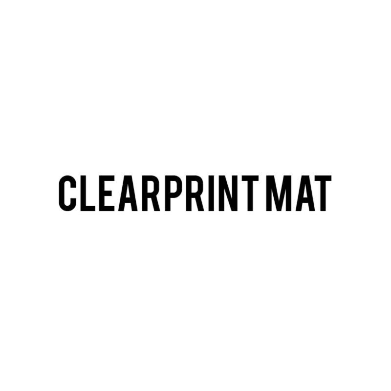 Logo Clearprint Mat