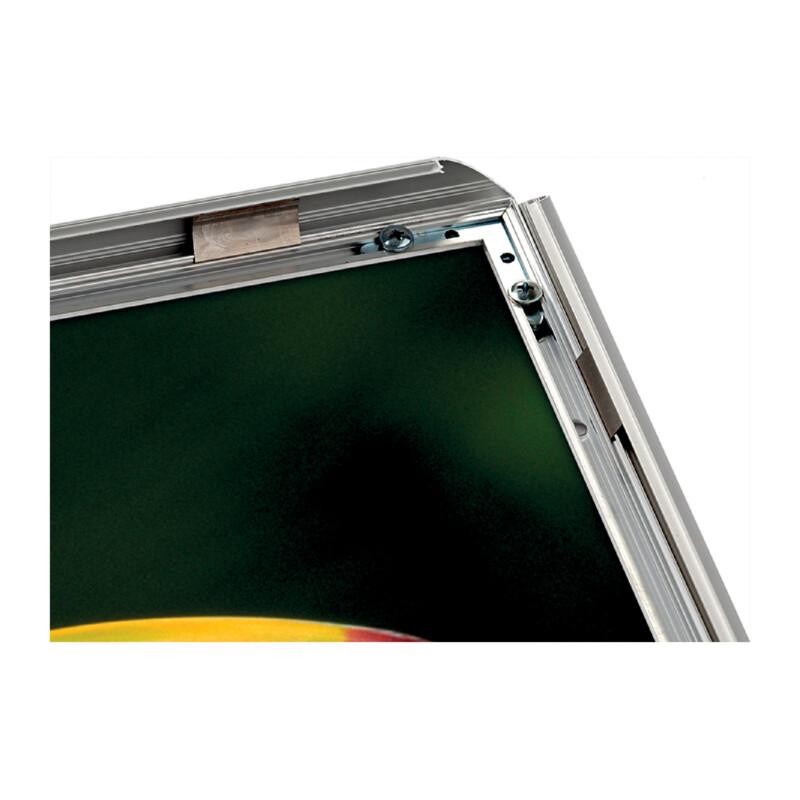 Cadre Mural - Coala System - solutions d'affichage et de presentation - format A0 -  A1 - A2 - A3 - A4 - Encadrement pour presentations classiques de posters- Antalis