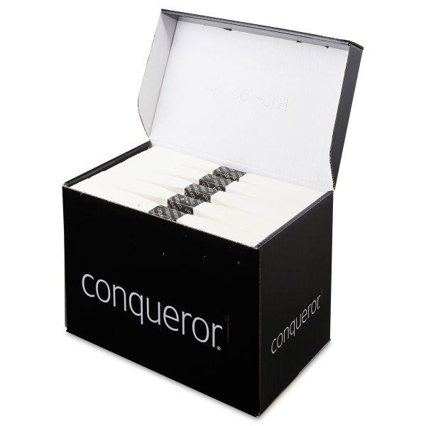Enveloppes Conqueror  Verge - Enveloppe de communication - Enveloppe de creation - Communication d'entreprise - Papier verge- Antalis
