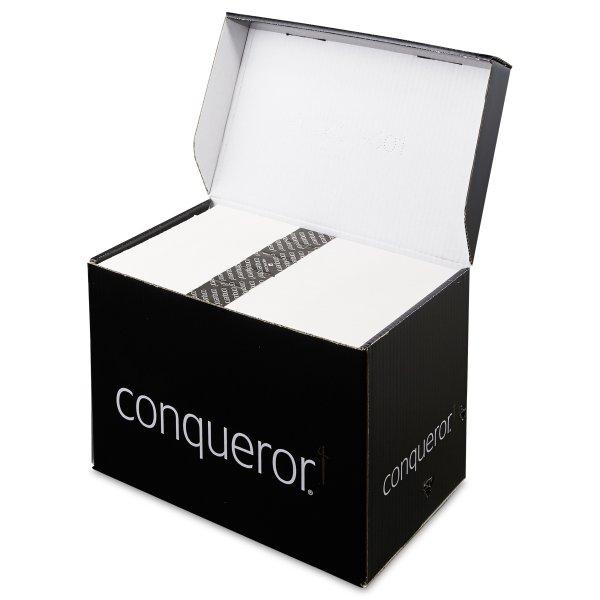 Enveloppes Conqueror Velin - Enveloppe velin - Enveloppe de communication d'entreprise - Conqueror - Antalis