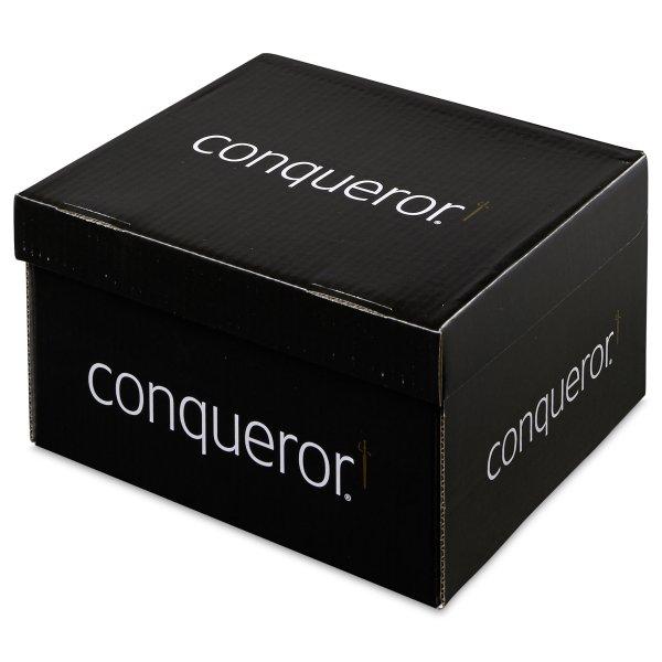 Enveloppe de creation - Conqueror Contour - texture martelee -  legerement gaufree-Antalis