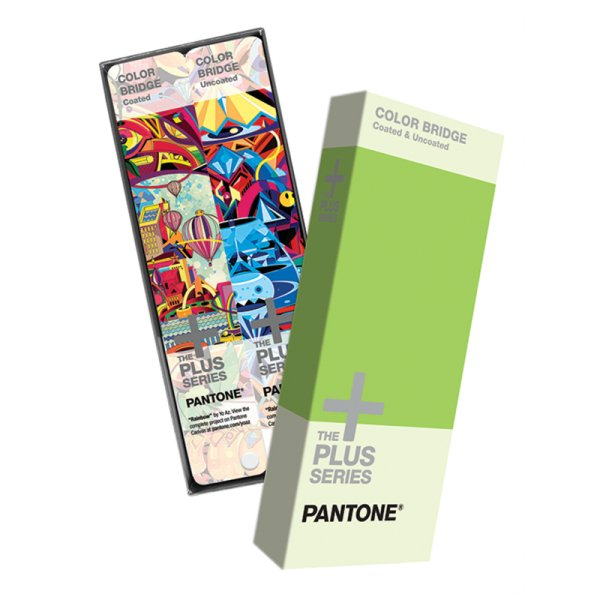 Papier pantone color bridge set - Antalis