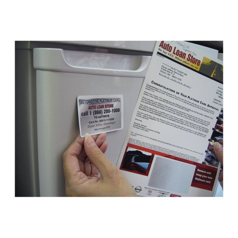 Papier Aimante blanc Imprimable- Xerox DocuMagnet- Produit Xerox - ideal pour panneaux fournisseurs de gaz et electricite- Tout panneau Aimante- Antalis