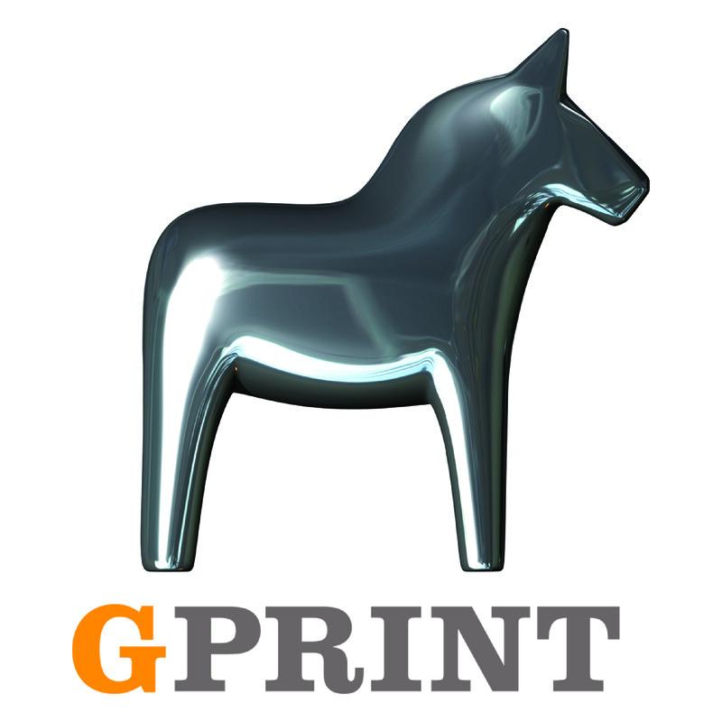 Logo G-Print