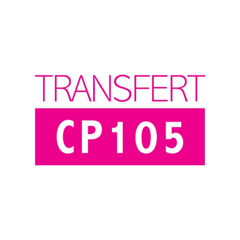 Logo Transfert CP105