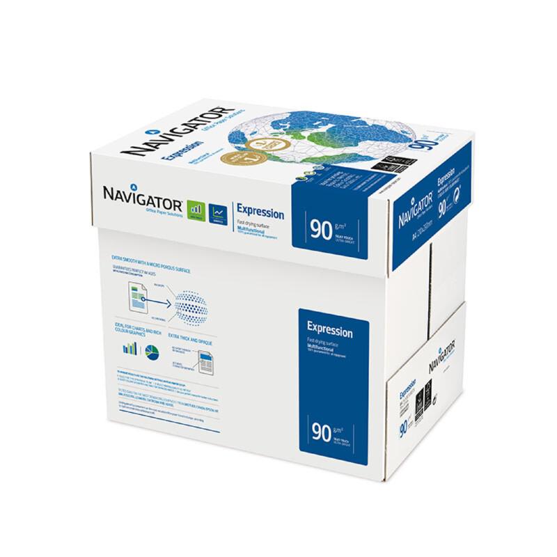 Carton ramette Navigator Expression