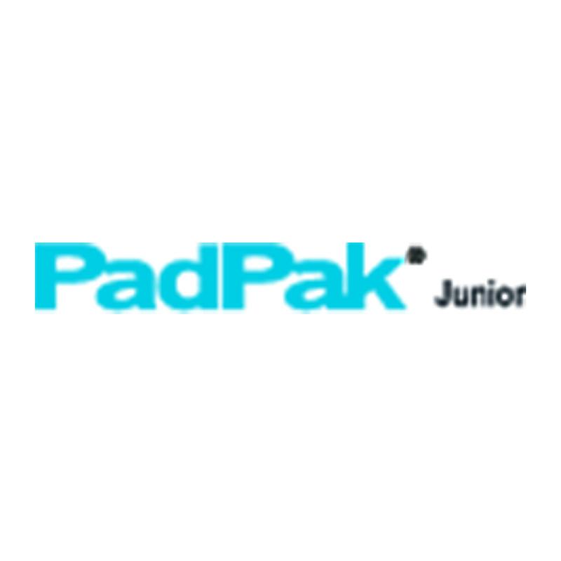 PadPak papier Junior deux couches 70/70 brun kraft bobine ouverte