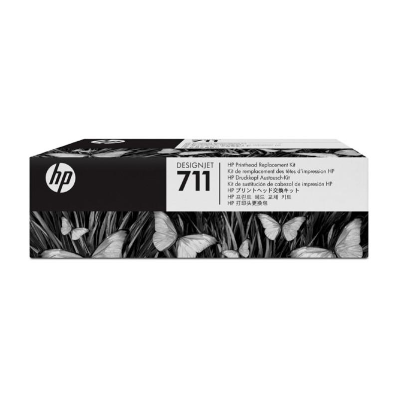 HP 711 Tete impression