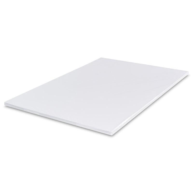 Klockner Pentaprint Blanc Brillant - PVC- haute brillance - Films Synthetiques - feuilles en PVC rigide- impression offset UV -en jet d'encre UV -serigraphie - Antalis