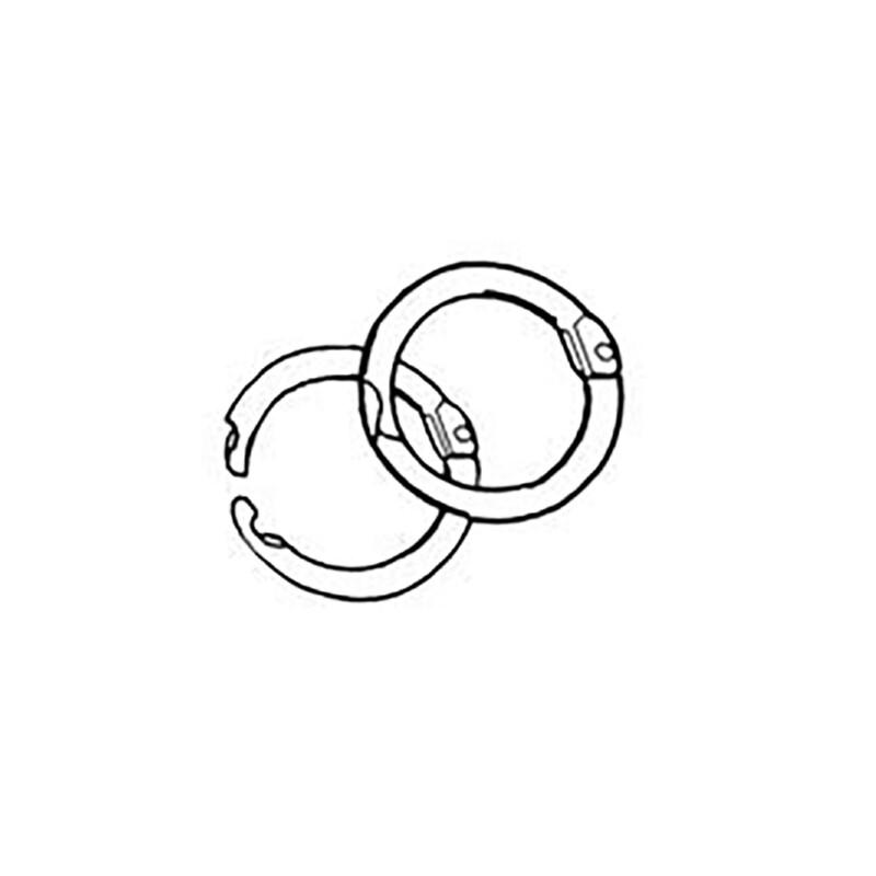 Papier team anneaux brises - Antalis