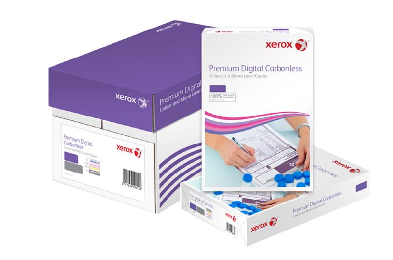 Xerox Carbonless CB - Autocopiant Laser - premiers feuillets-Impression numerique laser -  Antalis