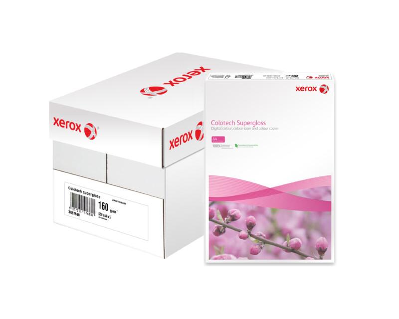 Papier Colotech+ Supergloss - Couché Numerique Brillant- Impression laser couleur - A4 - A3 - SRA3 - Impressions graphiques -Posters - Antalis
