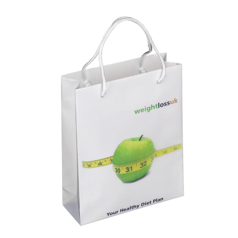 Imprimer ses sacs de boutique a la demande -Xerox Create- polypropylene et papier- Produits 100% recyclables- Impression a la demande- feuille preformatee - Antalis