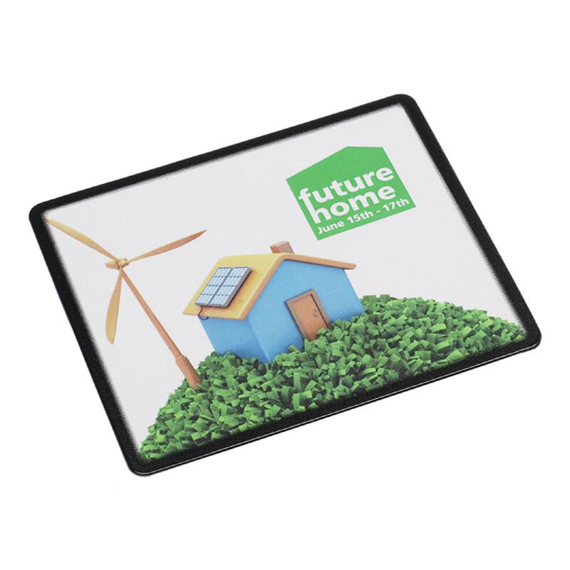 Sous mains personnalisable- tapis souris personnalisable- Impression laser couleur et noir & blanc - 100 % recyclable - Antalis