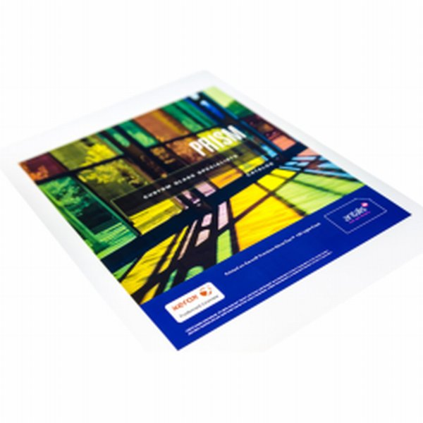 Film translucide indechirable-Finition Givre - Xerox Premium NeverTear Light Frost - Impression laser couleur- Film polyester - Antalis