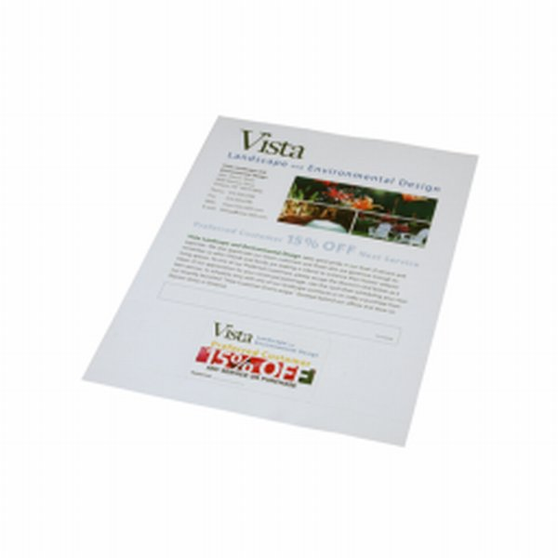 Carte à imprimer - Micro perforee - impression laser recto verso- produit Xerox - A imprimer sois meme- Produit certifie Xerox - 003R97690-Antalis