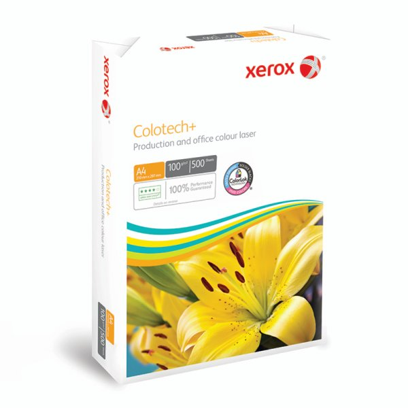 Xerox Colotech+ Ramette vue gauche