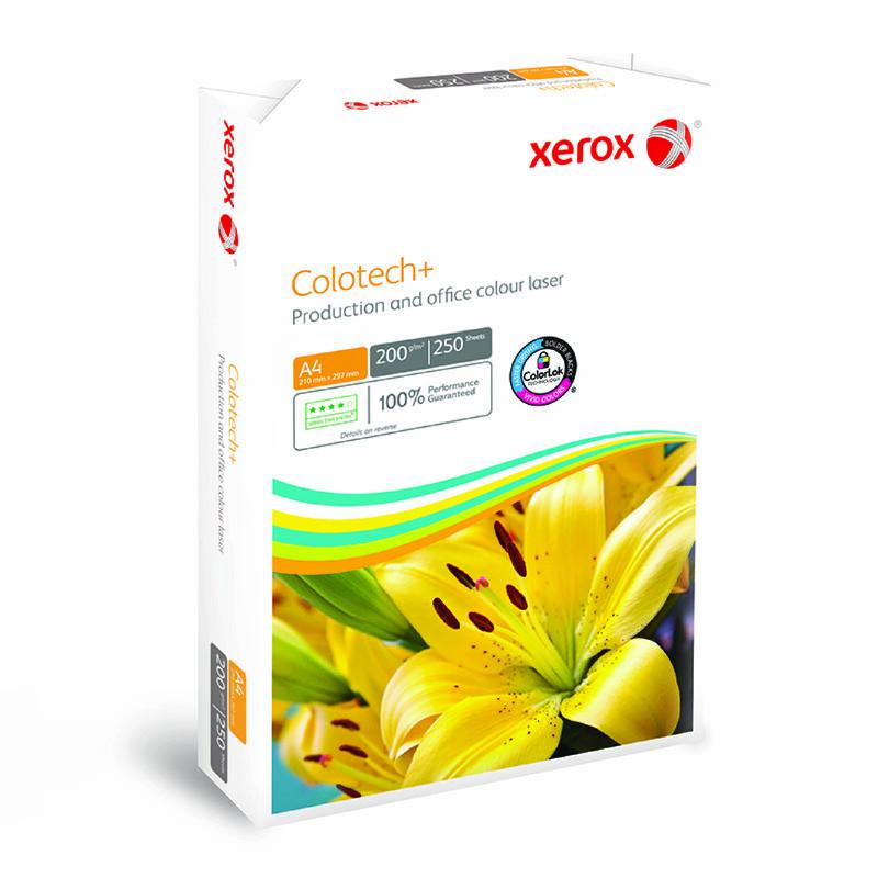 Xerox Colotech+ A4 200 Ramette vue gauche