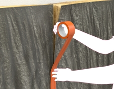 Adhésif et colle - Adhésif PVC Standard