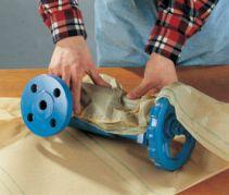 Protection anti-corrosion - Toile Grasse BBP