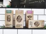 Kraft non blanchi couche - Carton couche avec des fibres kraft non-blanchi - produit d'emballage ideal pour l'alimentation seche - Antalis