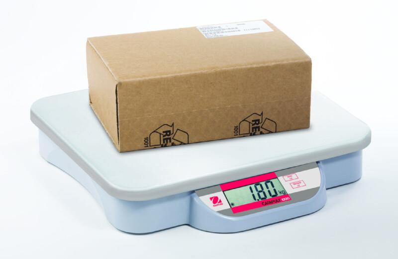Machine et équipement d'emballage  - Balance Catapult 1000