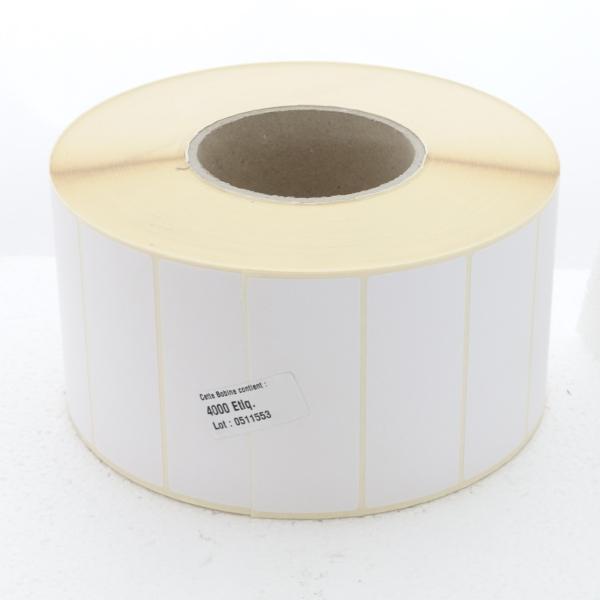 Visuel Etiquette thermique éco