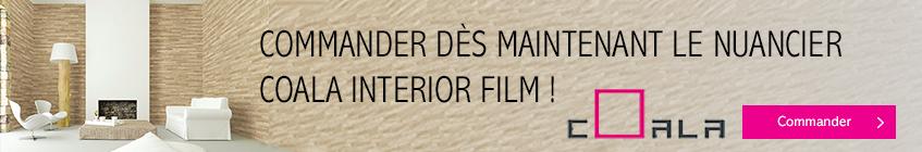 Nuancier Coala interior film